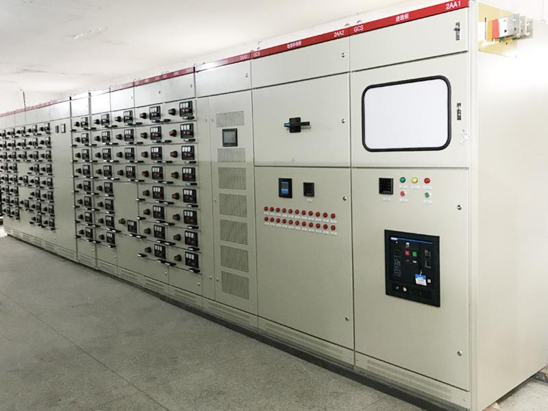 GCK型低压抽出式开关设备