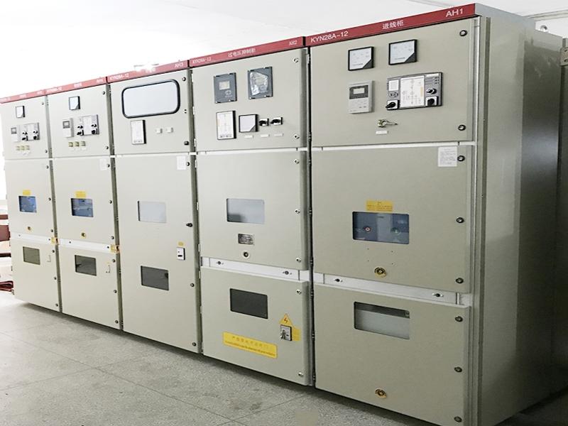 连云港KYN28A-12户内金属铠装移开式开关设备